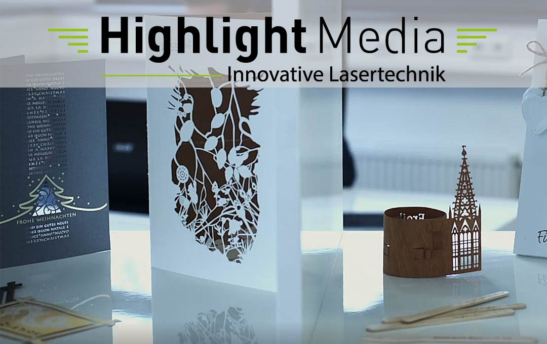 Highlight Media Lasermaschine